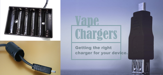 vaping charger