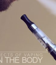 effects f vaping on the body