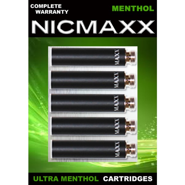Ultra Menthol Cartridge Pack Nicmaxx
