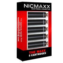 "Nicmaxx ""The MAXX"" Cartridge Pack"