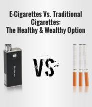 E Cig VS Traditional Cigaretter