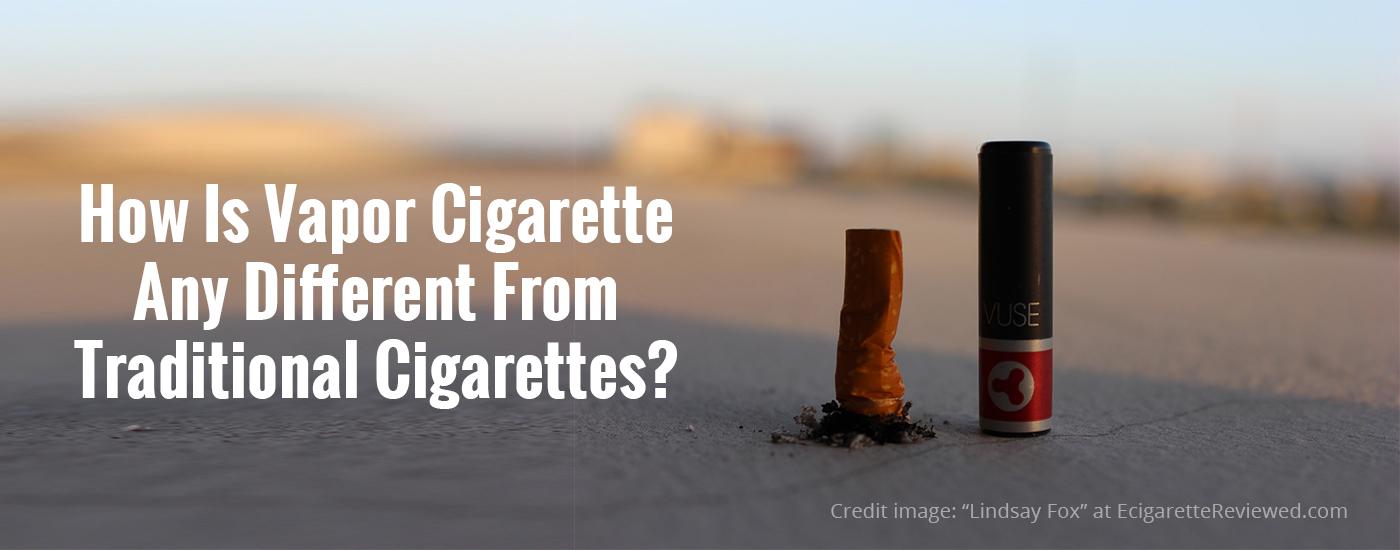 vapor-cigarette-is-different