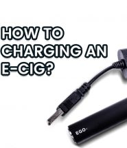 How to Charge an E Cig