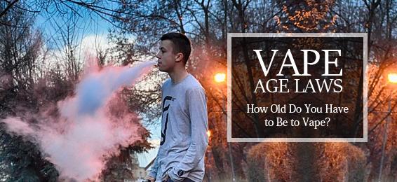 vape age laws