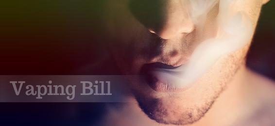 vaping bill