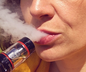 effects of nicotine from vaping