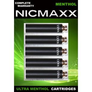 Ultra Menthol Cartridge Pack Nicmaxx