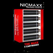 "Nicmaxx ""The MAXX"" Cartridge Pack"